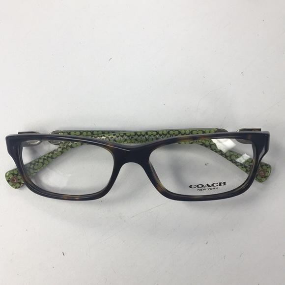 2c7ff94964 Coach Accessories - Coach Women s Eyeglasses - Frames HC 6052